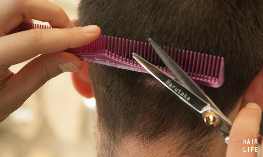 徹底將頭髮剪短,就可讓禿頭變得不明顯!