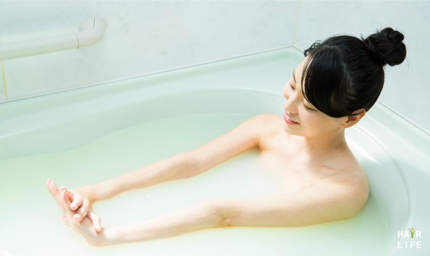浴缸泡澡促進血液循環