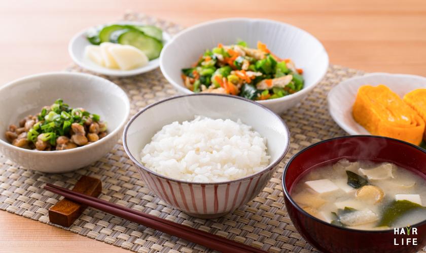 營養均衡的三餐是一切的基礎