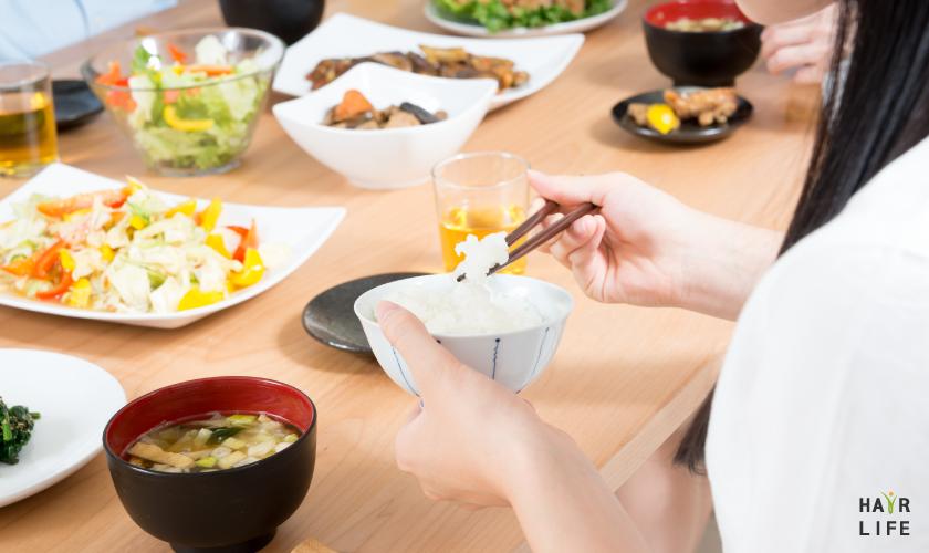 白質、維他命、礦物質這三種營養素特別重要