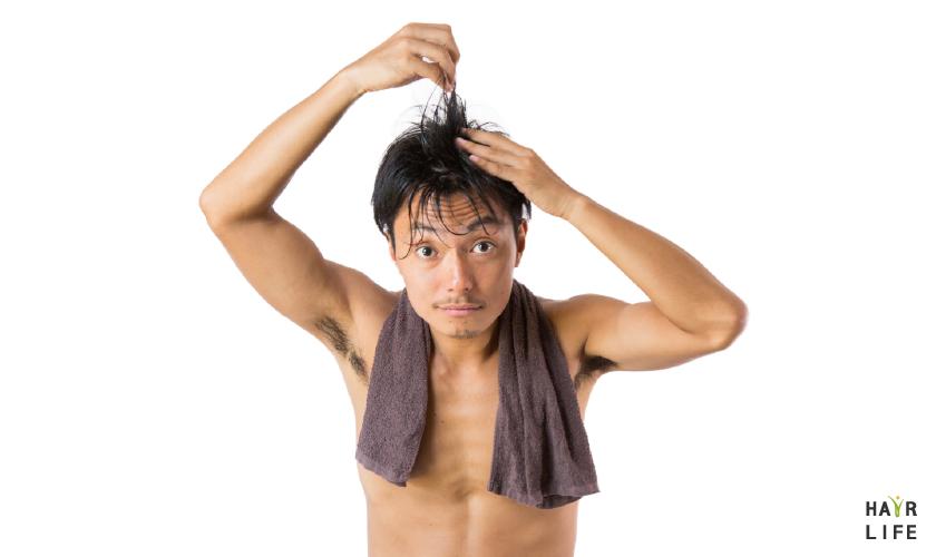 洗髮重點及順序