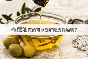 橄欖油真的有助於保養頭皮嗎?