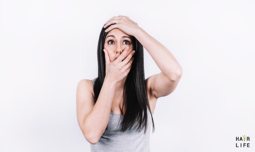 糖分也會影響到頭皮,甚至有機率導致頭髮稀疏
