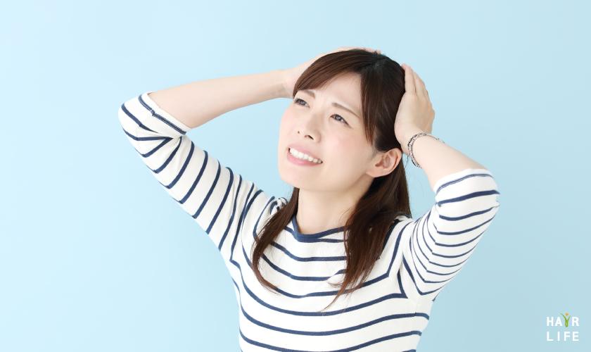 曬傷會對頭皮造成什麼傷害呢?