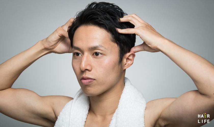 預防禿頭必看!頭皮按摩的療效有哪些?