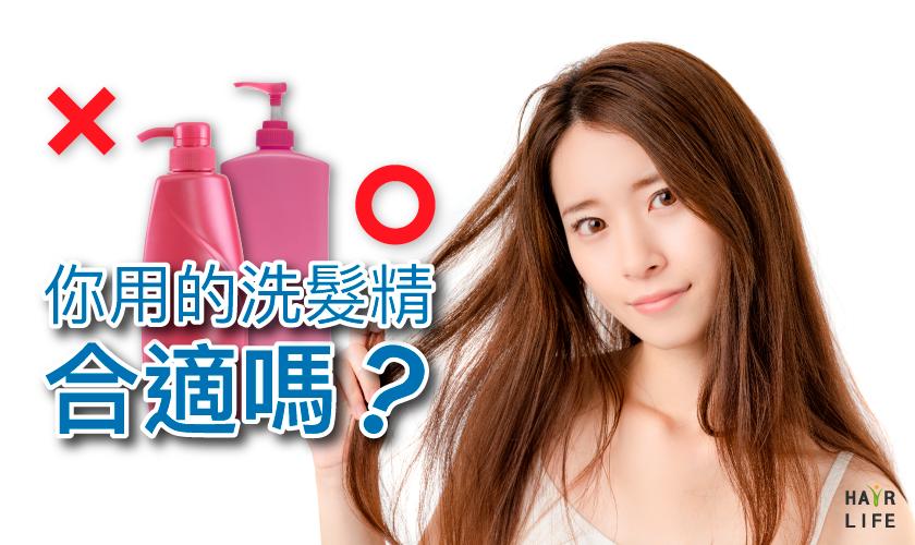 你用的洗髮精合適嗎?在掉髮和禿頭發生以前重新檢視洗髮精吧!