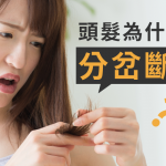 頭髮為什麼會分岔斷裂?原因大解密!